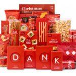 Foodpakketten, ideaal als kerstgeschenk